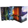 Harry Potter The Complete Collection 7 Books Set Collection J.K. Rowling 2