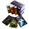 Harry Potter The Complete Collection 7 Books Set Collection J.K. Rowling 3