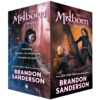 Mistborn Trilogy by Brandon Sanderson 1
