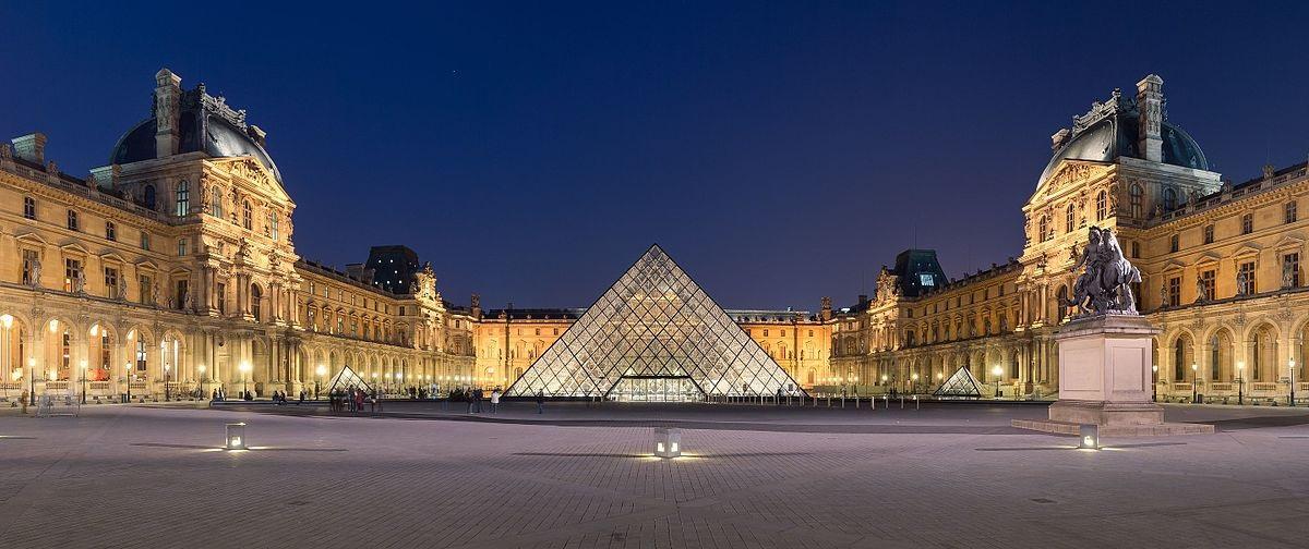Louvre violet